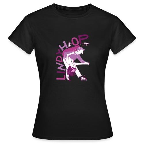 Lindy hop - Women's T-Shirt