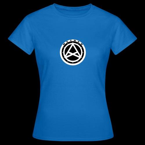 Nether Crew Black\White T-shirt - Maglietta da donna