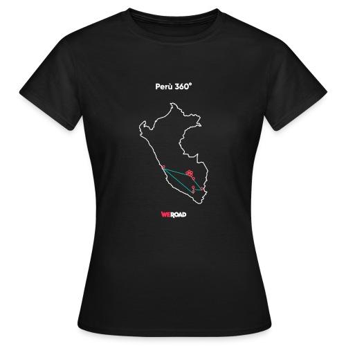 Peru 360° - Maglietta da donna