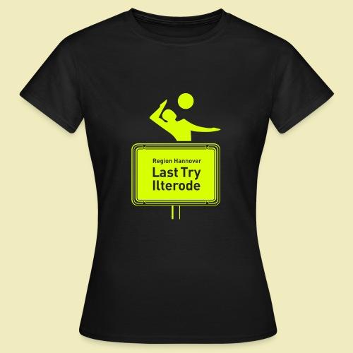 Last Try Ilterode 2012 - Frauen T-Shirt