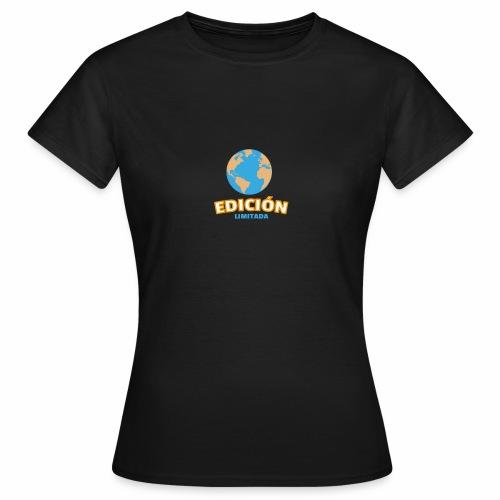 Edición Limitada - Camiseta mujer