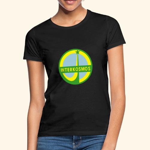Russia Kosmonaut - Vrouwen T-shirt