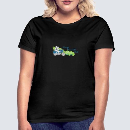 HDC jubileum logo - Vrouwen T-shirt