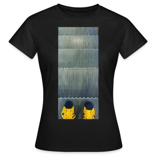 Sneakers - Vrouwen T-shirt