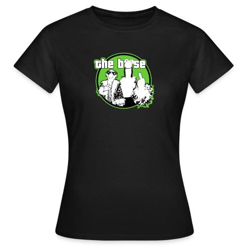 theboese logo gruen - Frauen T-Shirt