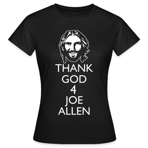 ThankGodAllen - Women's T-Shirt
