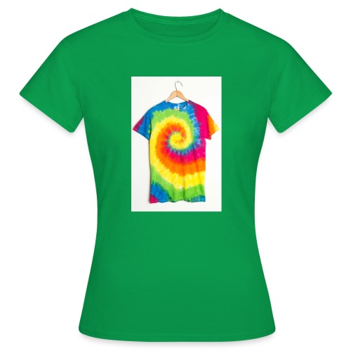 tie die small merch - Women's T-Shirt