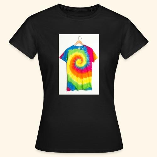 tie die - Women's T-Shirt