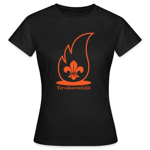 Terte oranssi 1 - Naisten t-paita