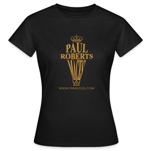 Paul Roberts Maces gold - Vrouwen T-shirt