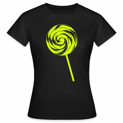 Retro Lolly - Frauen T-Shirt