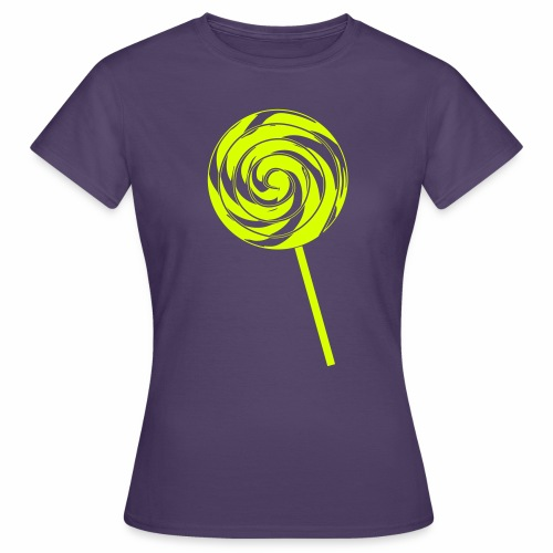Retro Lolly - Frauen T-Shirt