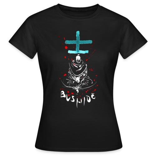 Bushido - Der Weg des Kriegers - Women's T-Shirt