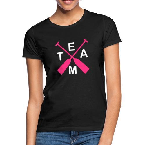Drachenboot Team 2c - Frauen T-Shirt