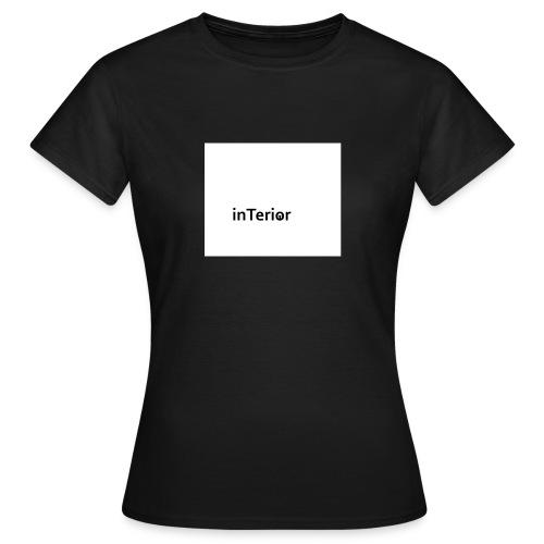 inTerior - Koszulka damska