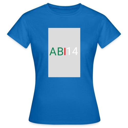 ABI14 - T-shirt Femme