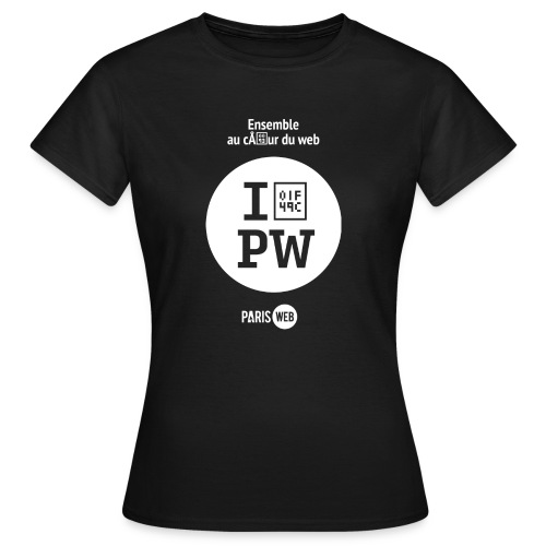 PW 2019 totebag clair - T-shirt Femme