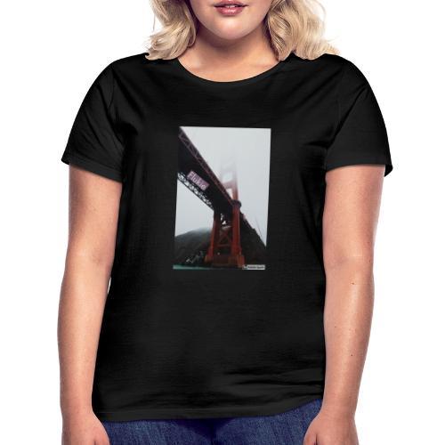 Golden Gate - Women's T-Shirt