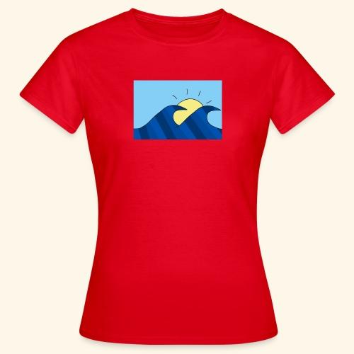Espoir double wave - Women's T-Shirt