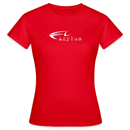 Acylum White - Women's T-Shirt