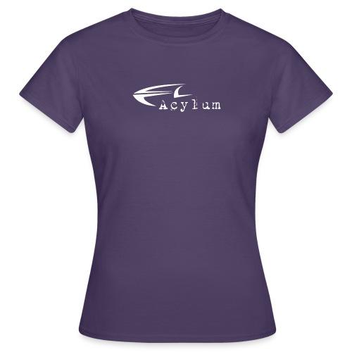 Acylum White - Women's T-Shirt