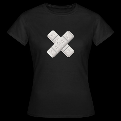 Xanax X Logo - Frauen T-Shirt
