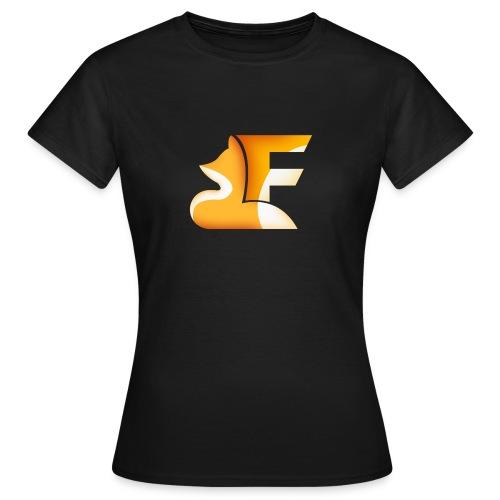 Logo senza sfondo FRONTE - Maglietta da donna
