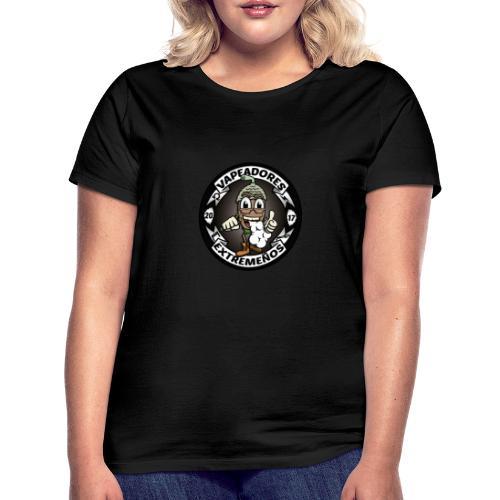 Logo Ngero - Camiseta mujer