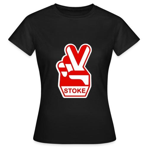 V-badge - Women's T-Shirt