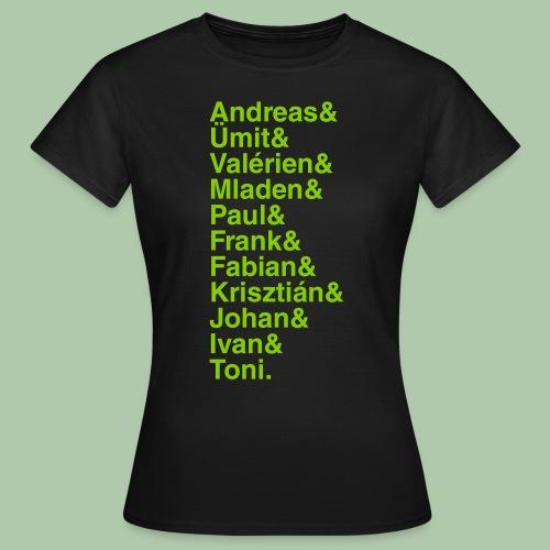 0304 - Frauen T-Shirt
