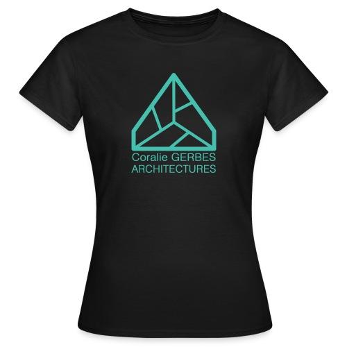 agence d'architecture CG ARCHI - T-shirt Femme