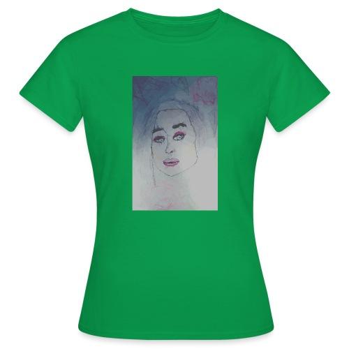 cubismn - Camiseta mujer
