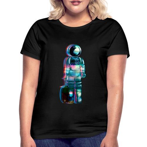 2020 VISION© MARS MISSION SPACE TRAVELLER© - Women's T-Shirt
