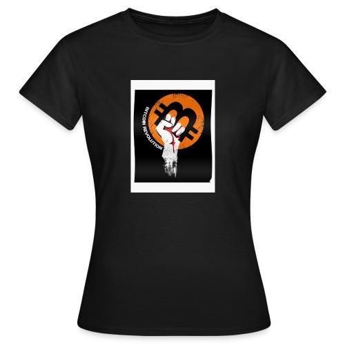 Bitcoin - Koszulka damska