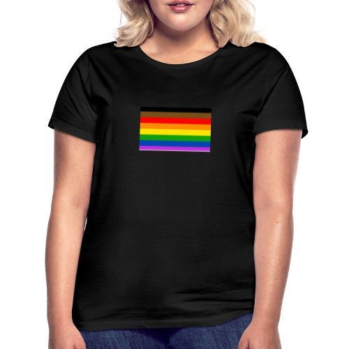 the parky lgbt shirt - T-shirt Femme