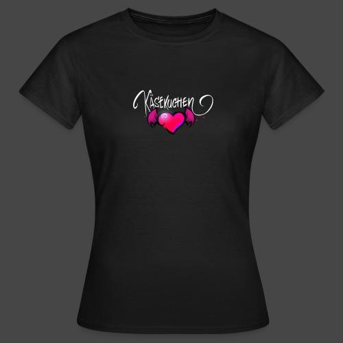 Logo and name - Women's T-Shirt