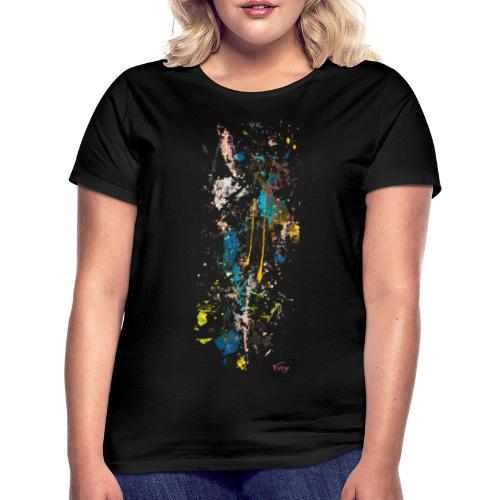 AlienInSpace - T-shirt Femme