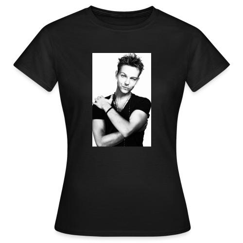 handsome guy - Women's T-Shirt