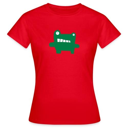 monster - Frauen T-Shirt