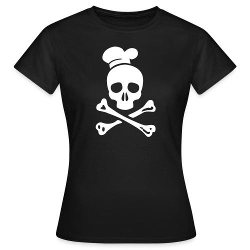 cannibal cook vector - Frauen T-Shirt
