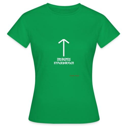 insoumisHyperboréen - T-shirt Femme