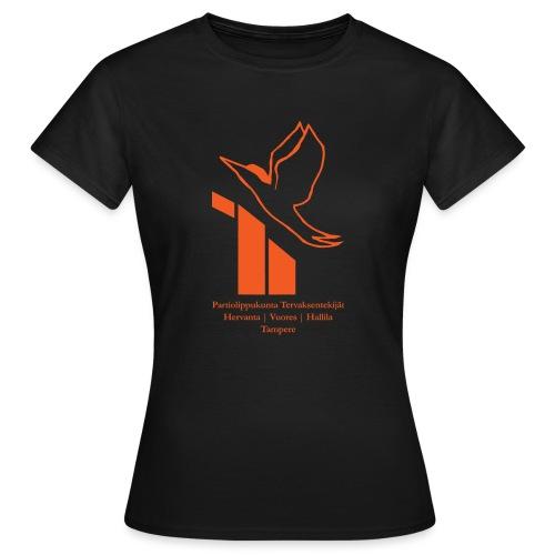 terte paitalogo - Naisten t-paita