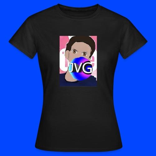 logo pic official jordzvg tops - Women's T-Shirt