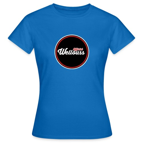 Wellouss Fan T-shirt | Rood - Vrouwen T-shirt