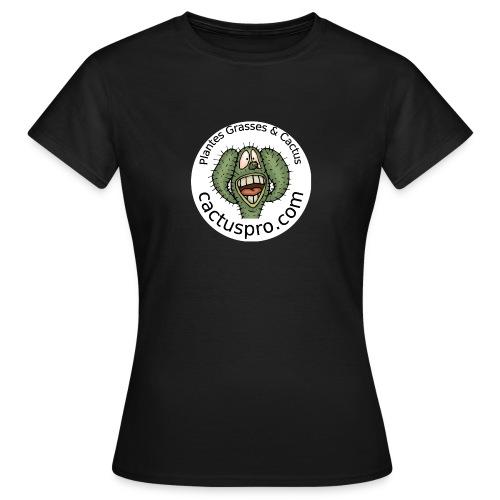 logo cf badge2 - T-shirt Femme