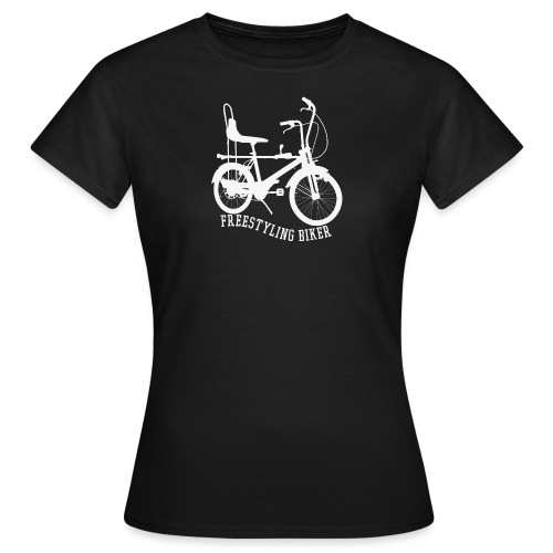 FREESTYLE BIKER - Maglietta da donna