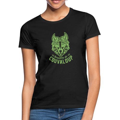 Simple Green Staff Logo - T-shirt Femme