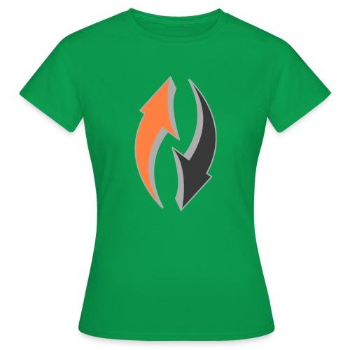 arrows (Saw) - Women's T-Shirt