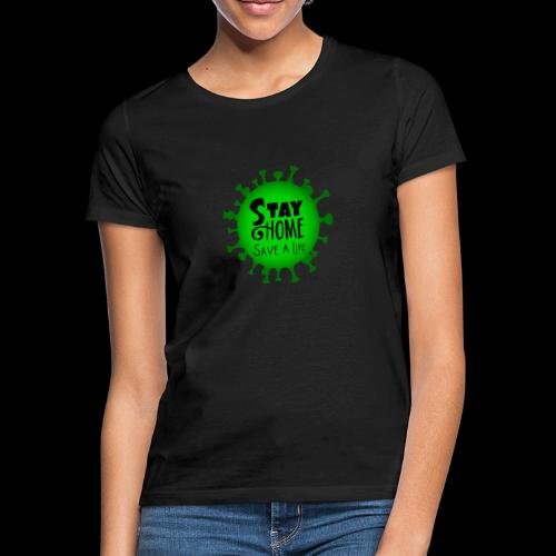 stay at home 5011005 960 720 - Women's T-Shirt