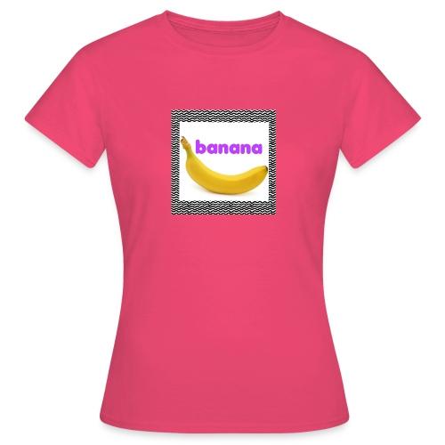 Banaani - Naisten t-paita